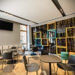 AISB cafe handover in Nagykovácsi